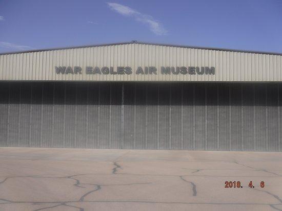 Santa Teresa, NM: Their hangar is stuffed full