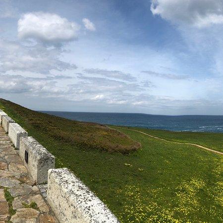 A very nice walk and seaside seeing