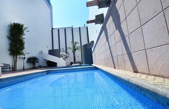 Terraza Picture Of Hotel Mirage La Piedad Tripadvisor