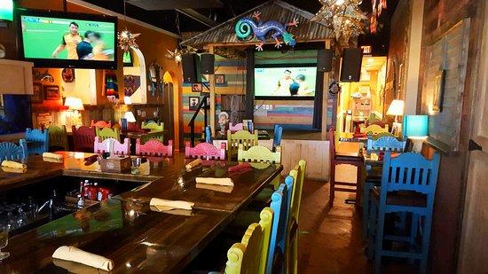 Lantana, فلوريدا: Bar    