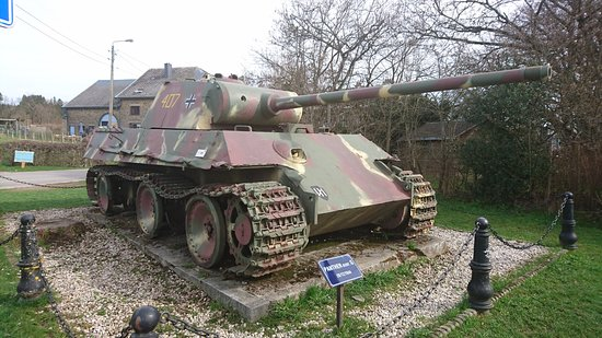 Grandmenil Panther Tank Ausf. G