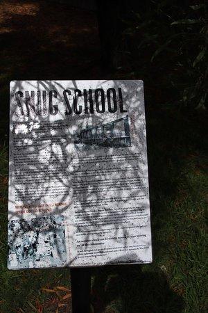 Snug, Australien: The school