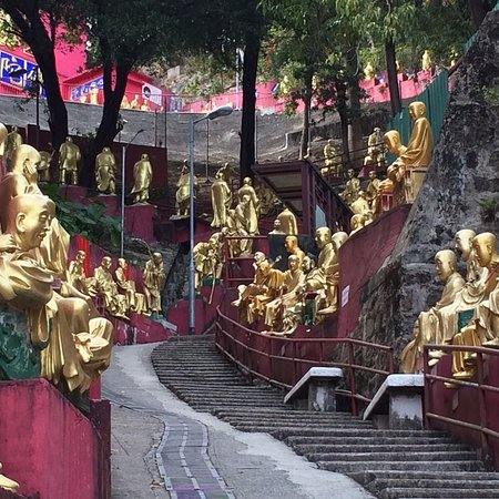Ten Thousand Buddhas Monastery (Man Fat Sze): photo1.jpg