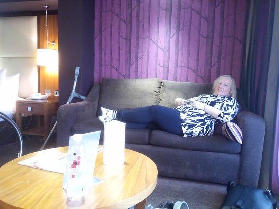 Lochside House Hotel & Spa: Relaxing....