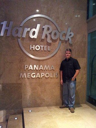 Hard Rock Cafe Panama: HRC Panama