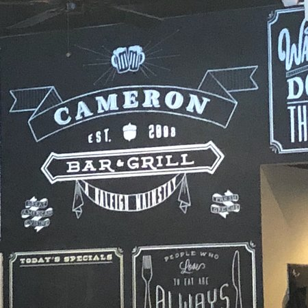 Cameron Bar and Grill: photo0.jpg
