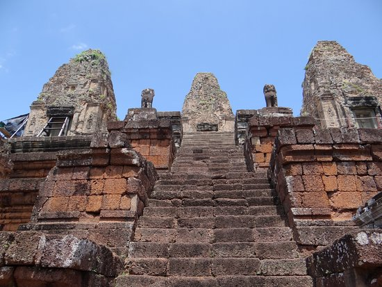 Pre Rup - シェム リアップ、プ...