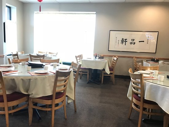 Canton, Μίσιγκαν: Dining area