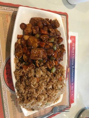 Canton, Μίσιγκαν: Kung Pao tofu