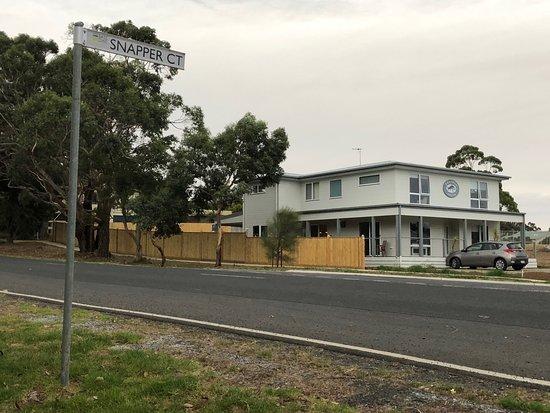 Rhyll, Avustralya: Location in Snapper Court