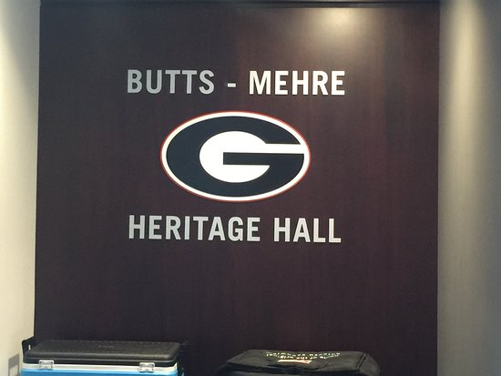 Athens, GA: Butts-Mehre Heritage Hall