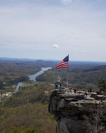 Chimney Rock, Kuzey Carolina: IMG_20180408_205419_412_large.jpg