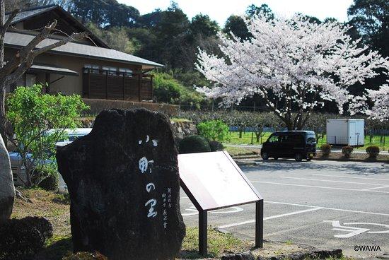Tsuchiura, Japan: 小野小町の里 茨城県土浦市小野