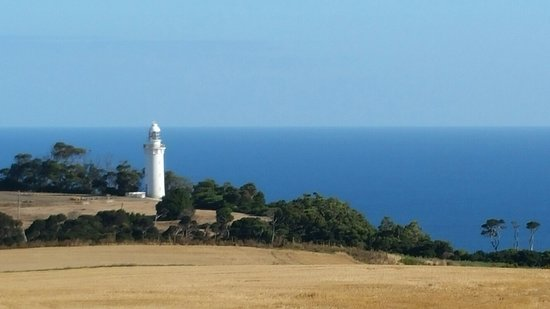 Alexandria Bed and Breakfast: Cape Table Light House ..view from other car park (you can also park at the light house)
