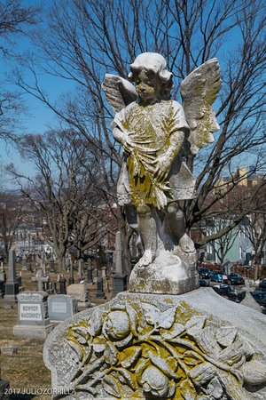 Green-Wood Cemetery : Little Angel