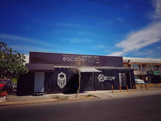 Escape Room Mexicali