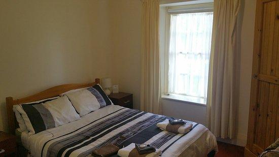 Ross, Australia: Room 1 .. overlooks garden. Very quiet.