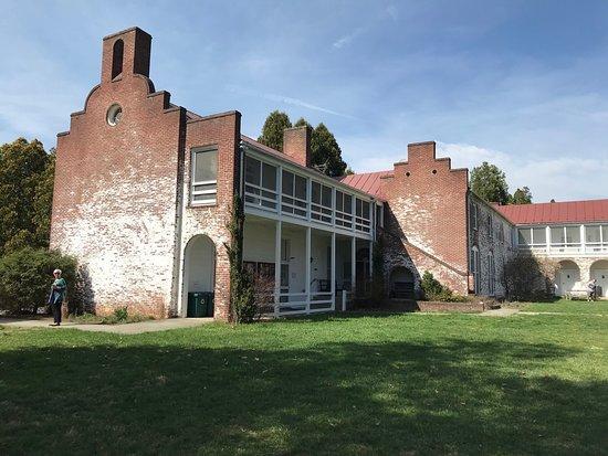 State Arboretum of Virginia: Former slave quarters