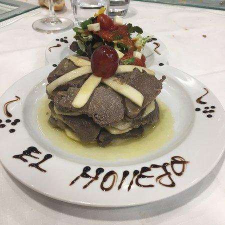 Pulgar, Spain: El Hollejo Taberna Restaurante