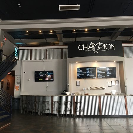 Champion Brewing Company