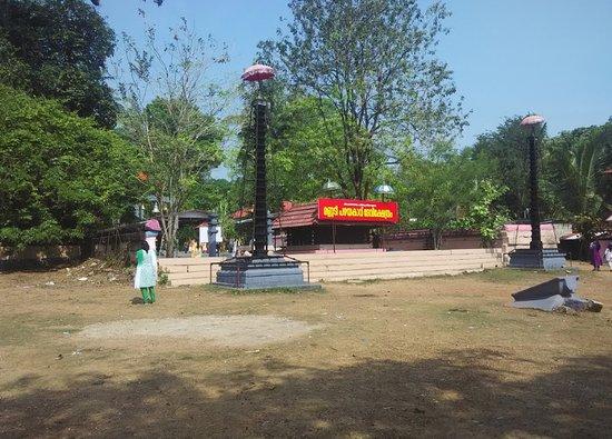 Adoor, Indien: Mannadi Devi Temple