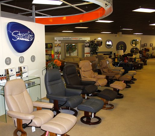 Daylight Home Lighting And Patio San Luis Obispo Ekornes Stressless Recliners Show Room