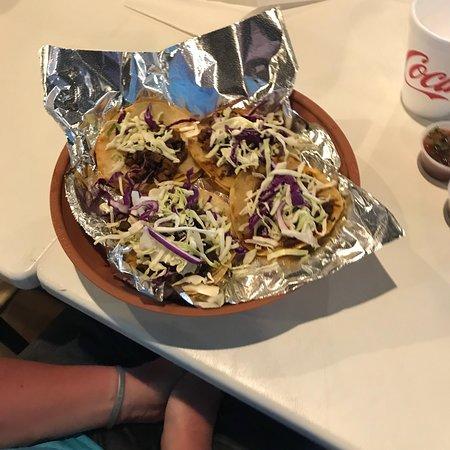 Really good tacos