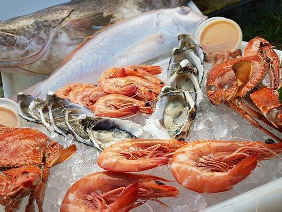 Amity, Australia: All locally caught, Fresh Seafood