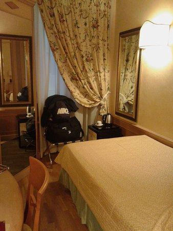 Hotel Cecil: habitación 308