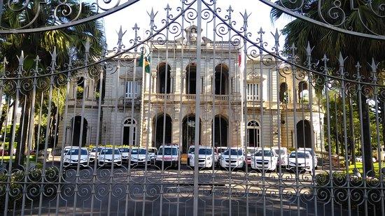 Palácio da Liberdade.