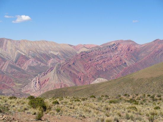 Quebrada de Humahuaca: Hornocal: Cerro de los 14 Colores