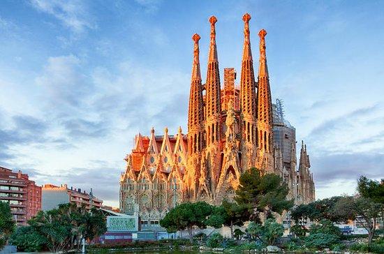 Tour privato a piedi di Gaudi con la