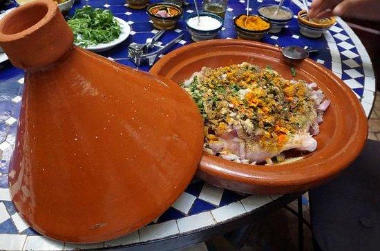 Marrakech Cooking Class, Market Visit...