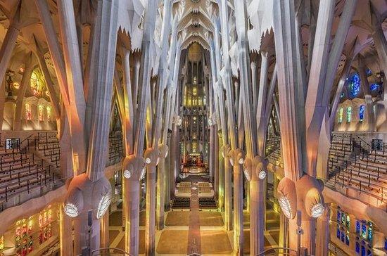 Private Sagrada Familia Facades