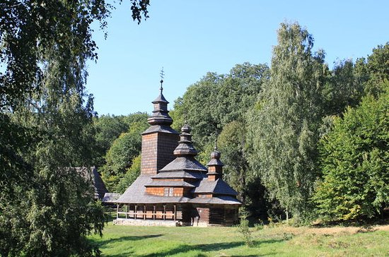 Museo all'aperto di Pirogovo Village