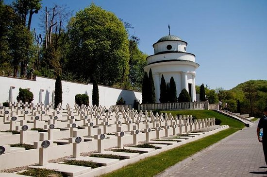 Private tour of Lychakiv Cemetery in...