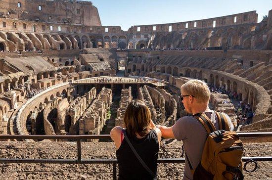 Ingressos Coliseu com entrada direta...