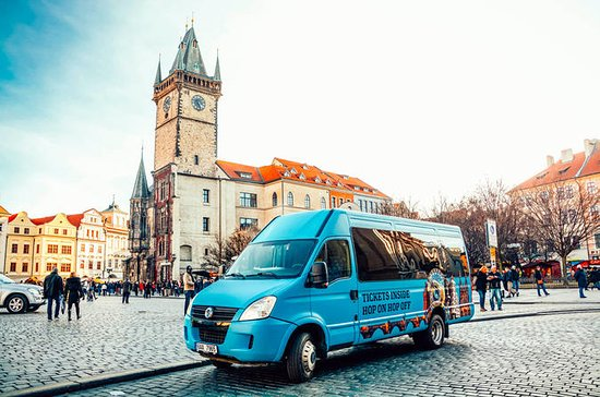 Hop On Hop Off Sightseeing-Tour mit ...