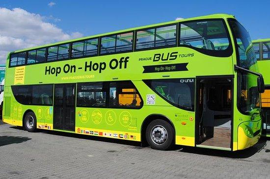 Hop On Hop Off 48 hours Tour in Prague