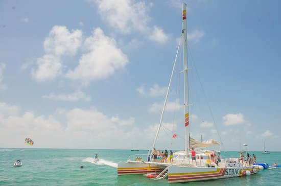 Key West Half-Day Power Play: Water Sports & Sunset Sailing