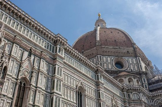 Duomo Express Guided Tour with...