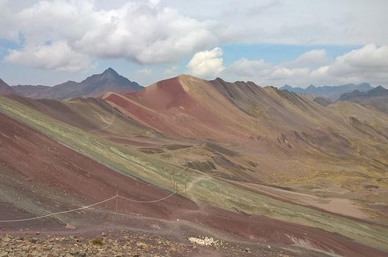 Full Day Trip to the Rainbow Mountains