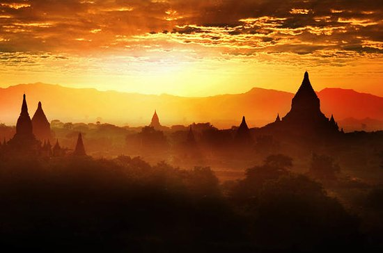 8-Day Private Myanmar Tours with ...