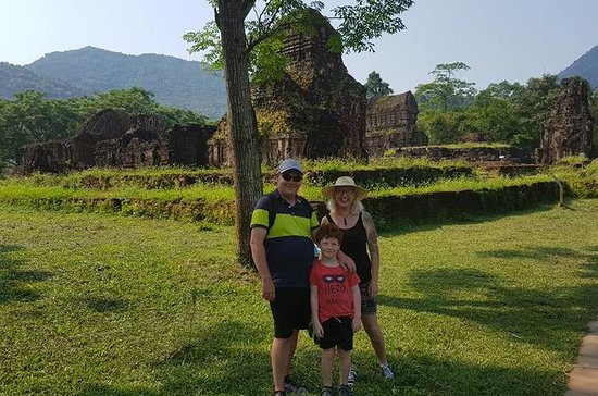 PRIVATE  MY SON SUNRISE TOUR Departure from HOI AN or DA NANG CITY