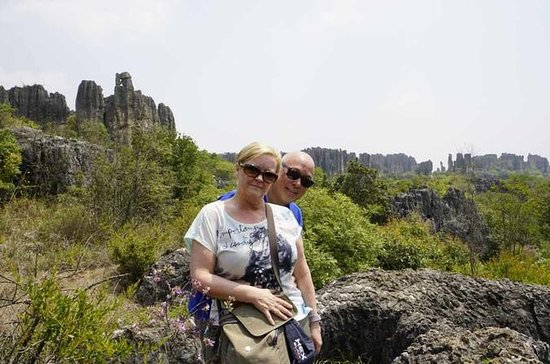 One-day Tour Stone Forest & Jiuxiang...