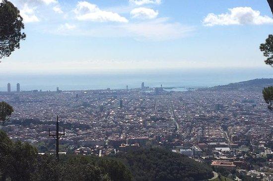 Barcelona Viewpoints & Collserola...