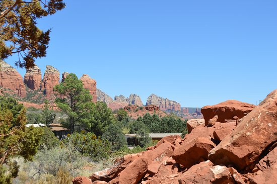 Sedona Red Rock Tours: The views are breathtaking!