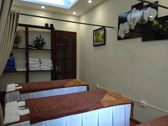 Massage & Spa Gia Dinh
