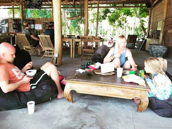 Sanctum Dive Nusa Penida: After dives