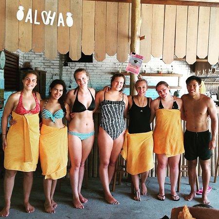 Sanctum Dive Nusa Penida: Divers